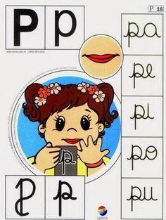 Veja o alfabeto em português colorido para imprimir, ele esta completo da letra A até Z com 2 tipos de letras diferentes, estando disponível... Apraxia, Alphabet Games, Educational Activities For Kids, Kindergarten Math Worksheets, Phonological Awareness, Math For Kids, Teaching Spanish, Speech Therapy, Special Education