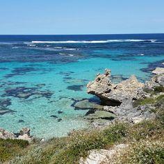 Rottnest Island #rottnestisland #sunday #swim #water #ocean #bay #beautiful #stunning #refreshing #colour #turquoise #blue #shark #whales #bike #bikeride #aroundtheisland #sun #beach #westernaustralia #wa #australia #weekend #perth by paulina_wojtasik http://ift.tt/1L5GqLp