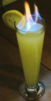 Cave Johnson's Combustible Lemonade