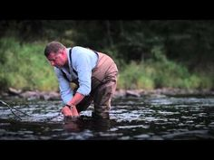 Blue Charm-The movie Trailer produced by Ian Gordan. #flyfishing in Scotland. Best eye candy ever.