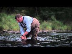Blue Charm-The movie Trailer produced by Ian Gordan. #flyfishing in Scotland.