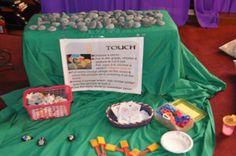 Sensory Prayer Stations for Easter
