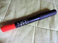 NARS | Velvet Matte Lip Pencil - Red Square