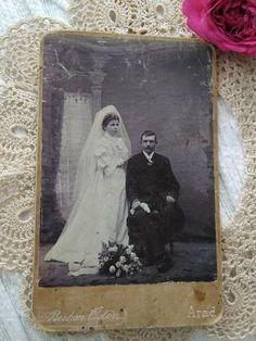 Antique Hungarian cabinet photo, wedding couple, bride,bridegroom Ruhm Ödön Arad Cabinet, Cover, Photos, Wedding, Painting, Art, Clothes Stand, Valentines Day Weddings, Art Background