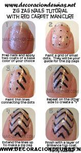 Uñas decoradas con mariposas   Decoración de uñas, te enseñamos a decorar tus uñas paso a paso