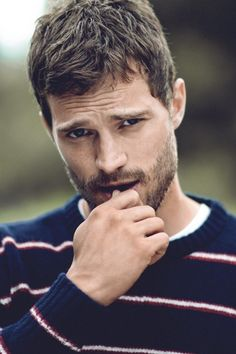 Jamie Dornan - Boo George - November 2014 issue. Growin on me ;) Pinned By www.facebook.com/TheLifeLinesStudio