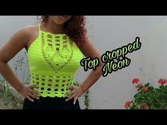 Top cropped Neon - YouTube