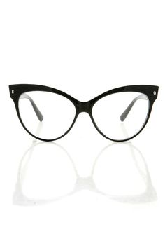 Betty Cateye Glasses | Trendy Glasses at Pink Ice by DaisyCombridge