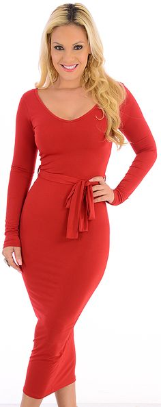 Attest (Red)-Great Glam is the web's best online shop for trendy club styles, fashionable party dresses and dress wear, super hot clubbing clothing, stylish going out shirts, partying clothes, super cute and sexy club fashions, halter and tube tops, belly