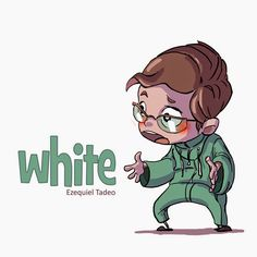 EZEQUIEL TADEO: WHITE