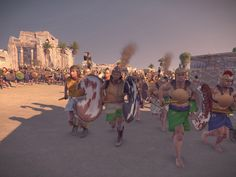 The Stream of Time: The Minoans: Warfare