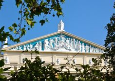 Cumberland Terrace, Regent's Park, London, England, United Kingdom - John Nash Carlton House, John Nash, Parking Design, Neoclassical, London England, Terrace, United Kingdom, Architecture, World
