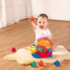 Fisher Price Babys Spiel- und Musikschnecke