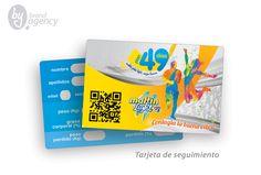 Tarjetas para seguimiento del concurso Plan49 días de Maltín Polar Light con #codigosQR