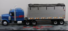 American Truck - by kingfisher @ CakesDecor.com - cake decorating website