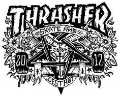 thrasher magazine subscription Wishlist in 2018