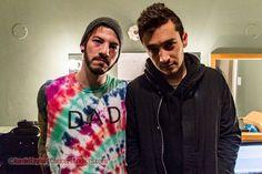 Josh and Tyler from twenty one pilots