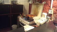 Inside the Roma Kitchen