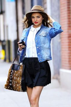 26 Fashion Photos From Beautiful Miranda Kerr ‹ ALL FOR FASHION DESIGN