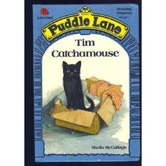 Tim Catchamouse (Puddle Lane Reading Program/Stage Book by Sheila McCullagh 0721409091 9780721409092 Childhood Memories 90s, Childhood Toys, Vintage Book Covers, Vintage Children's Books, Used Books, My Books, Who's The Daddy, 1990s Kids, Ladybird Books