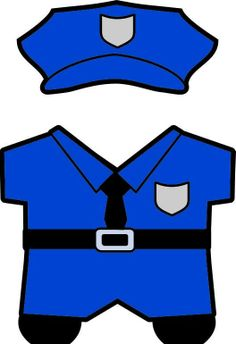 1000 images about police on pinterest special agent for Badge buddy template