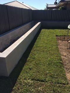 Back Gardens, Small Gardens, Backyard Landscaping, Backyard Decks, Small Garden Design, Concrete Jungle, Garden Projects, Modern Design, Home And Garden