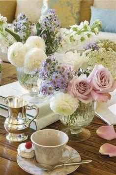 Simply Elegant tea  time