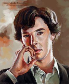 Sherlock Holmes Series, Sherlock Cast, Benedict Sherlock, Sherlock John, Benedict Cumberbatch, Detective, Johnlock, Doctor Strange, Boy Art