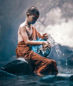 Incredible Photo Manipulations by Huseyin Sahin #inspiration #photography