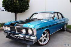 1971 Ford Falcon XY GT