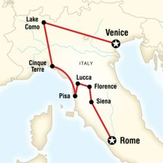 Ultimate Italy 2014-2015 - G Adventures