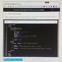 Hacer las cosas bien no es suficiente también hay que ponerles estilo. #JavaScript  #HTML5  #CSS3  #learning #nextu #web #developer #certified #learn #university #coding #style #screen