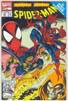 Title: Spider-Man   Year: 1990   Publisher: Marvel   Number: 24   Print: 1   Type: Regular   TitleId: 535b97f9-84f4-4c48-9259-98ac8f1c269f