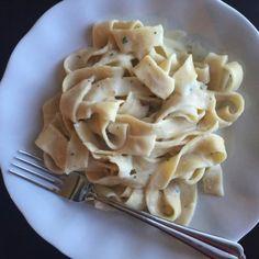 Domowy makaron – 4 składniki