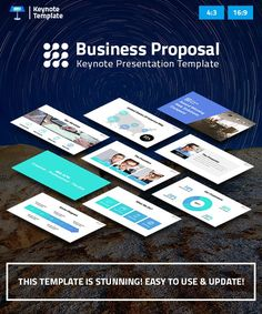 Buy Business Proposal Keynote Pitch Deck by Spriteit on GraphicRiver. Attract and impress your audience with this amazing, creative and modern presentation that contains the most useful . Marketing Presentation, Business Presentation Templates, Business Proposal Template, Presentation Layout, Proposal Templates, Startup Business Plan, Business Ppt, Start Up Business, Best Powerpoint Presentations