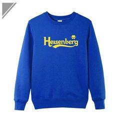 Breaking Bad Heisenberg Sweatshirt  #bemorenotordinary #clothingstore #sickguy #sickguyapparel #clothingbrand #clothingline