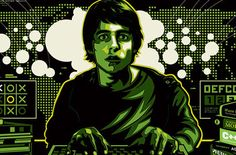 War Games by Signalnoise now featured on Alternative Movie Posters