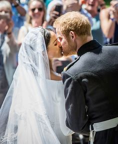 The Royal Wedding Of Year Brought Touching Moments To Both British Family And Their Fans As Prince Harry Duke Sus Wedded American