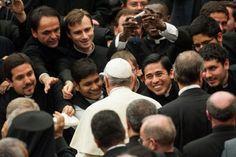Cómo convertirse en un buen sacerdote en 10 lecciones del papa Francisco .
