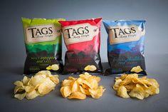 Tags Tasty Crisps by FoodBev Photos, via Flickr