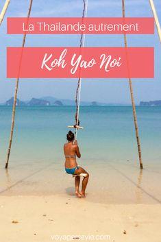 Si vous cherchez une île tranquille, loin du tourisme de masse en Thaïlande, Koh Yao Noi est un vrai petit paradis. Quelle île choisir en Thaïlande, sans aucun doute, Koh Yao Noi. #kohyaonoi #thailande #plages #ilesthailande #voyage #asie