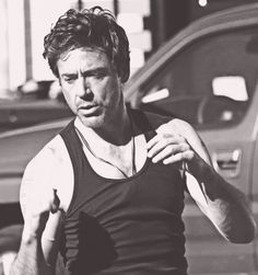 Robert Downey Jr. - wing chun workout