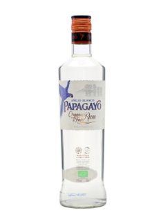 Papagayo Organic White Rum