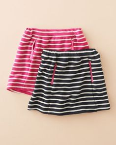French Terry Sporty Skirt by Morgan & Milo - Girls