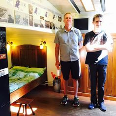 The Houseboat Museum was pretty cool!  #amsterdamlife #houseboatmuseum