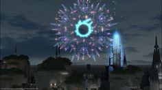 First year for the second version of FFXIV.