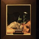 JEFF LEIBERMAN  Picture Frame Powered By Strobe Lights Turns Everyday Objects Into Slow Motion Sculptures