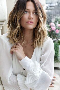 Unglaublich vielfältig: Frisuren für mittellange Haare