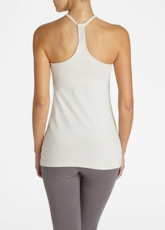 T-Back Ruched Tank | Rodale's