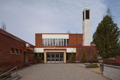 Puijon kirkko - Savon arkkitehtuuriopas